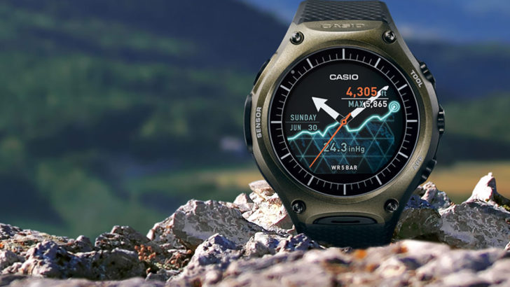 Casio Smartwatch F10 Review,G shock Smartwatch?
