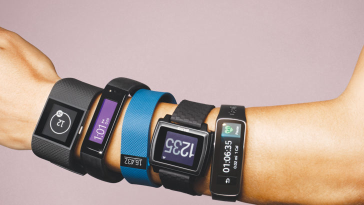 Guide to the Best Fitness Tracker to date!