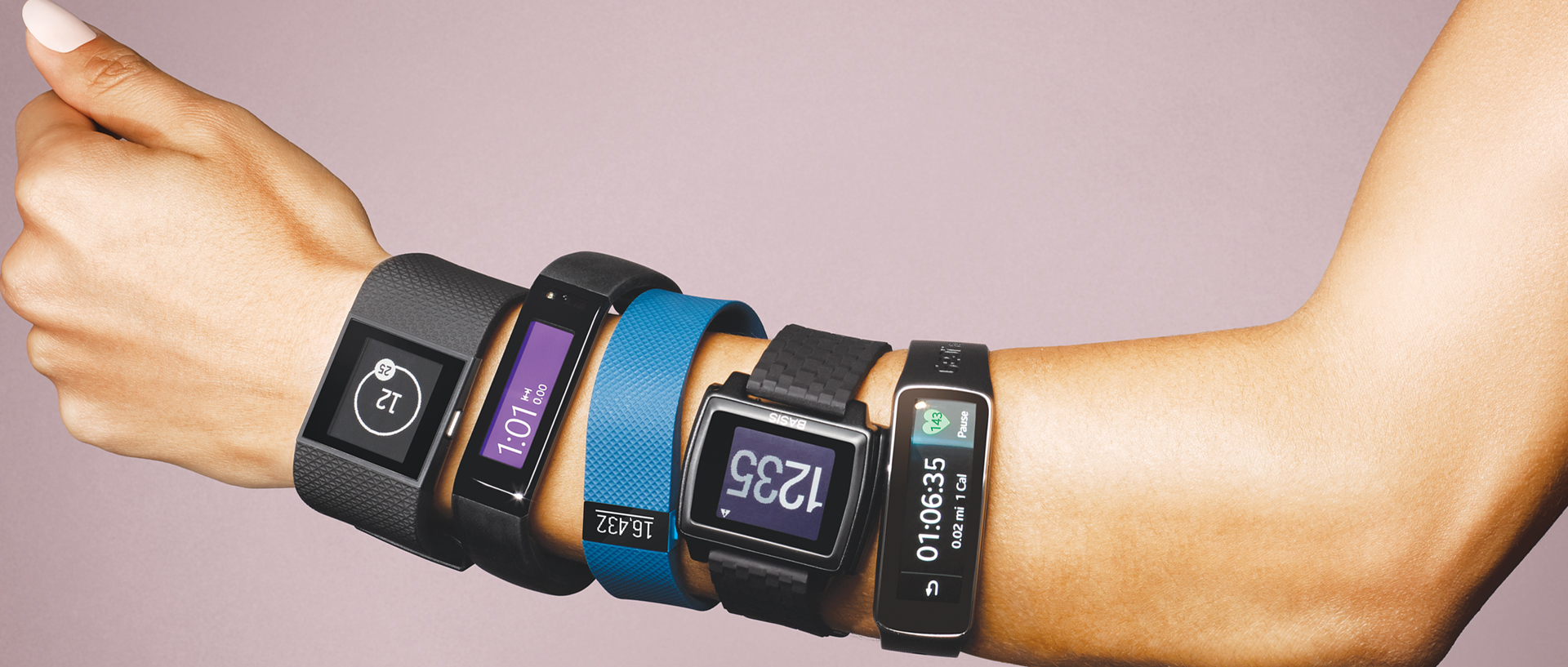 Guide To The Best Fitness Tracker To Date Wearableo