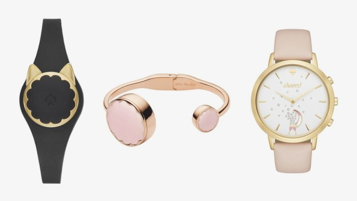 Kate Spade,The Wearable You Should Have!