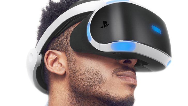 Where's Your PlayStation VR Headset?