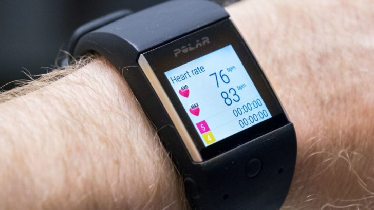 Polar M600, The Ultimate Android Wear fitness tracker!