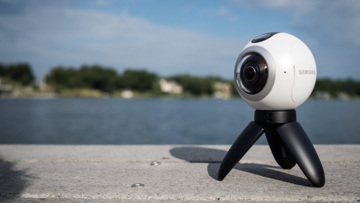 Samsung Gear 360 Camera review.Action made easy!