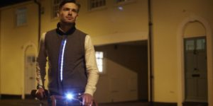 Enhance Safety With Lumo LED Lights Cycling Gear.