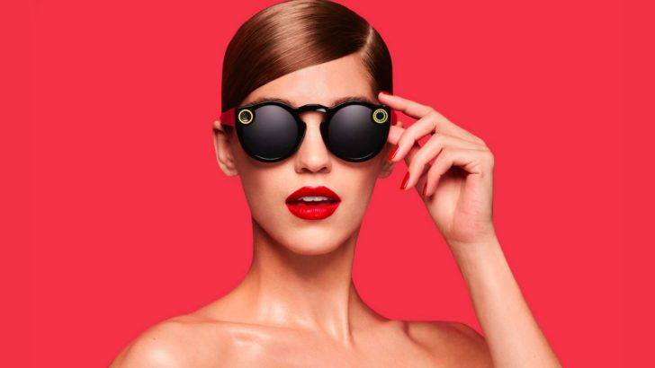 Snapchat Glasses,Hands Free Photo And Video Capture.