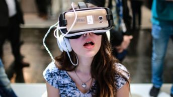 Virtual Reality helps children with Autism enhance social abilities.