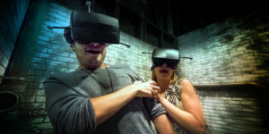 Halloween Special:Virtual Reality Horror Games & Movies.
