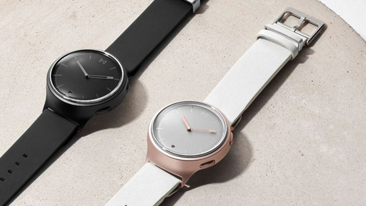 The Discreet Misfit Phase Smartwatch