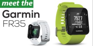The Slim Affordable Garmin Forerunner 35 Review.