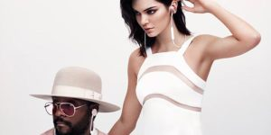 Kendall Jenner & Will.i.am's Wireless Headphones.