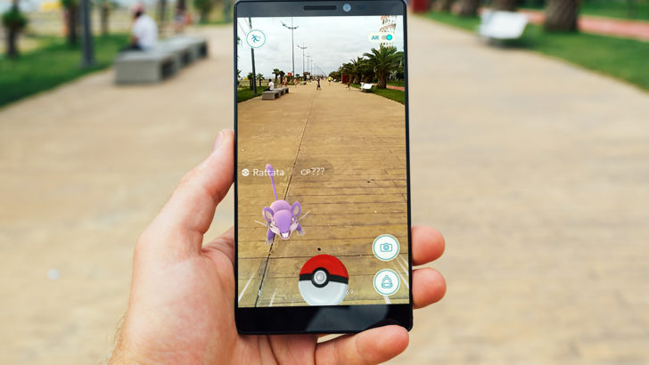Best 10 Augmented Reality Mobile Apps