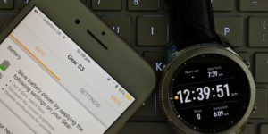 How to get Get Samsung's Smartwatch working with iPhone.