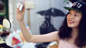 Qlippie Wearable Camera, Enjoy events.