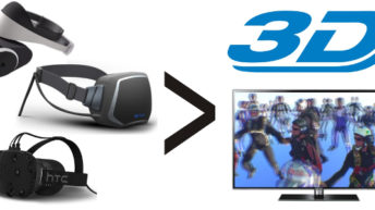 Understanding the Differences Between 3D and VR!