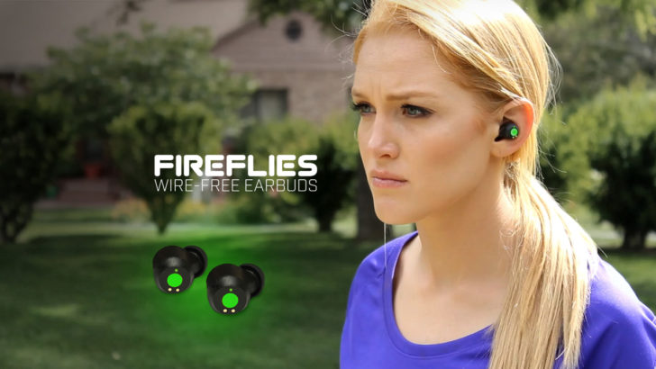 FireFlies world's most affordable wireless earbuds