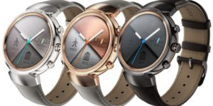 The Fast and Round ASUS ZenWatch 3