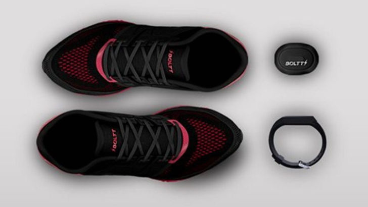 Boltt Sports Comprehensive Fitness Tracking!