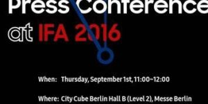Samsung Gear S3 smartwatch will be announced IFA 2016