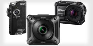 The Newest Cameras Just Off the Market…