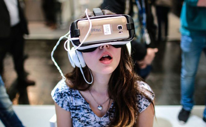 6ceb18a3286 Virtual Reality helps children with Autism enhance social abilities.
