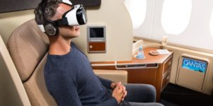 VR Therapy Is The Next Big Thing In Curing Flying Anxiety.