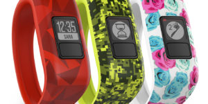 Garmin's Vivofit Jr,New Fitness Tracker For Kids.