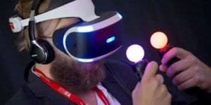 Sony PlayStation VR,Spectacular and Revolutionary!