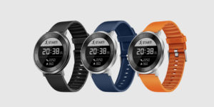 Huawei Fit Water-Resistant Fitness Activity Tracker.