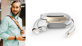 Helix Wearable Cuff :Convenient Fashionable Headset.