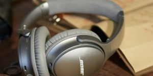Bose QC35 Wireless Headphones Review.