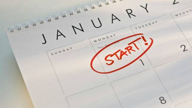 How to achieve new years resolution using your activity tracker