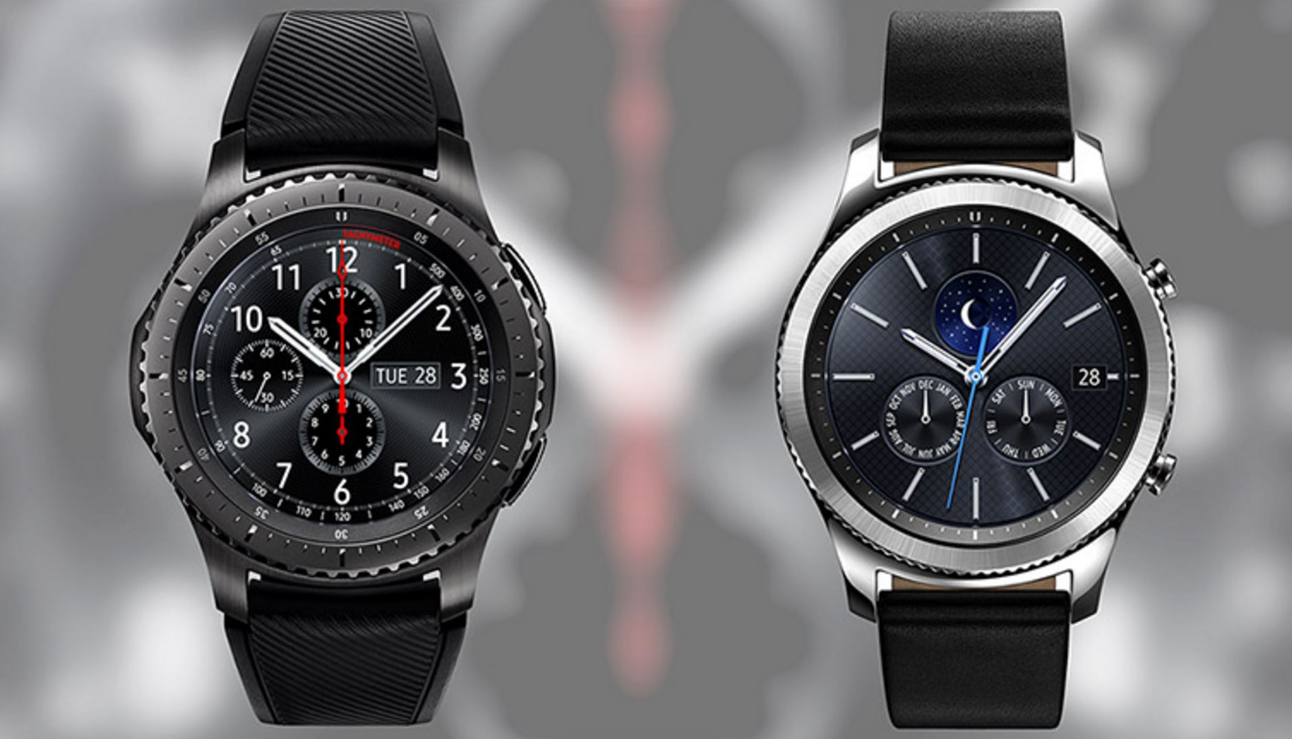 Samsung Gear S3 Review Classic Frontier