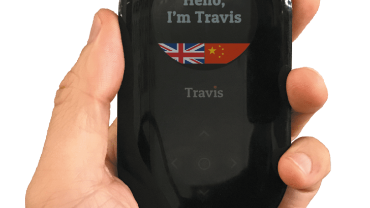 Travis Translator Headset Review,Wearable Translator!