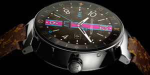 Have You Seen The $3000 Louis Vuitton Smart Watch?